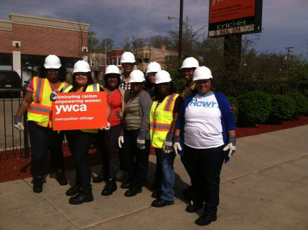 CONSTRUCT Informational Session @ YWCA Parks Francis Center