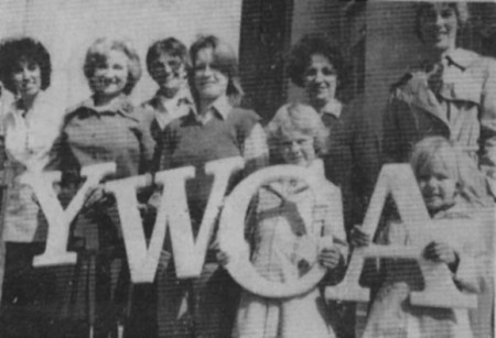TL-women with YWCA