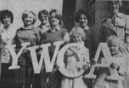TL-women with YWCA
