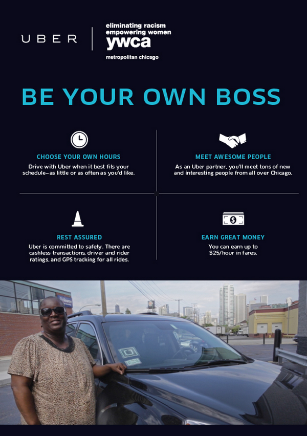 UBER Be Your Own Boss