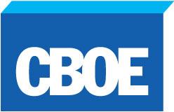 CBOE 2016 Logo