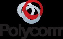polycom inc logo