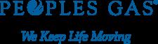 Peoples Gas Logo