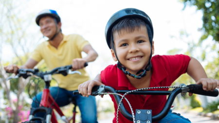 Getting to 120 Minutes of Physical Activity Each Day - Part One: Building Curriculum @ YWCA Patterson & McDaniel Family Center