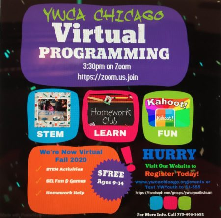 TechGYRLS/3D Youth Virtual STEAM Classes @ Online