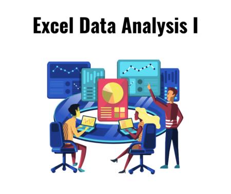 Excel Data Analysis I @ Online